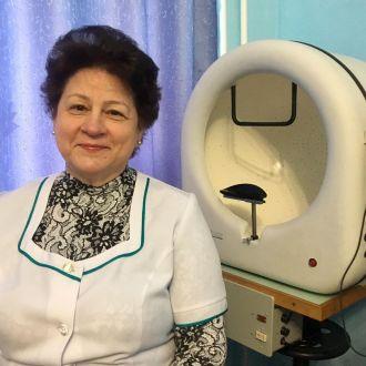 Агрызкова Нина Николаевна