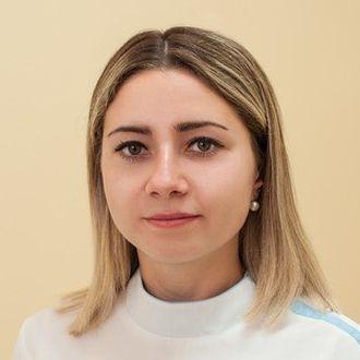 Тремиля Анастасия Игоревна
