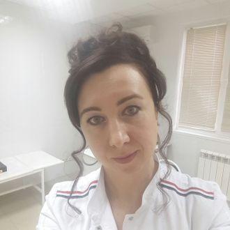 Концевая Ольга Алексеевна