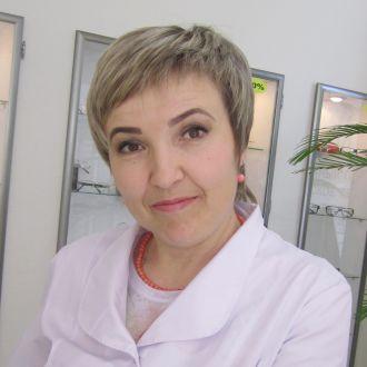 Герасимова Светлана Александровна