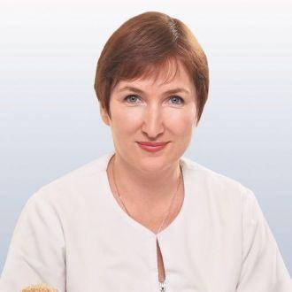 Щербакова Елена Михайловна