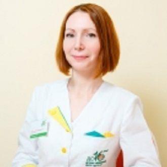 Елунина Лариса Александровна