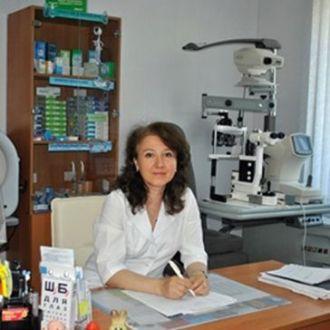 Лисовская Ирина Леонидовна