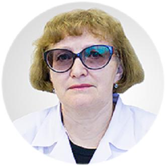 Цинковская Луиза Леонидовна