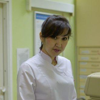 Жармуханова Айслу Курмантаевна