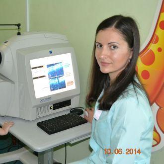 Ушникова Ольга Александровна