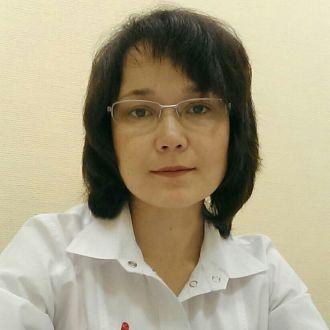 Абдулхаева Ирина Юнировна