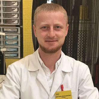 Гонцов Дмитрий Александрович
