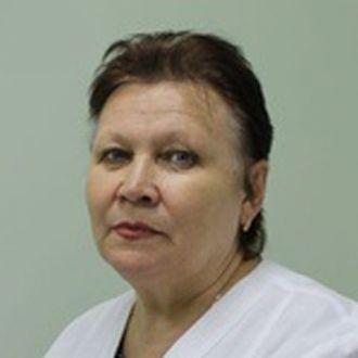 Логунова Любовь Васильевна