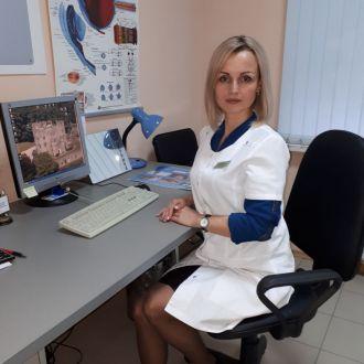 Левочкина Екатерина Владимировна