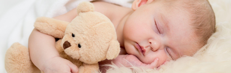 Почему нельзя спать на спине новорожденному